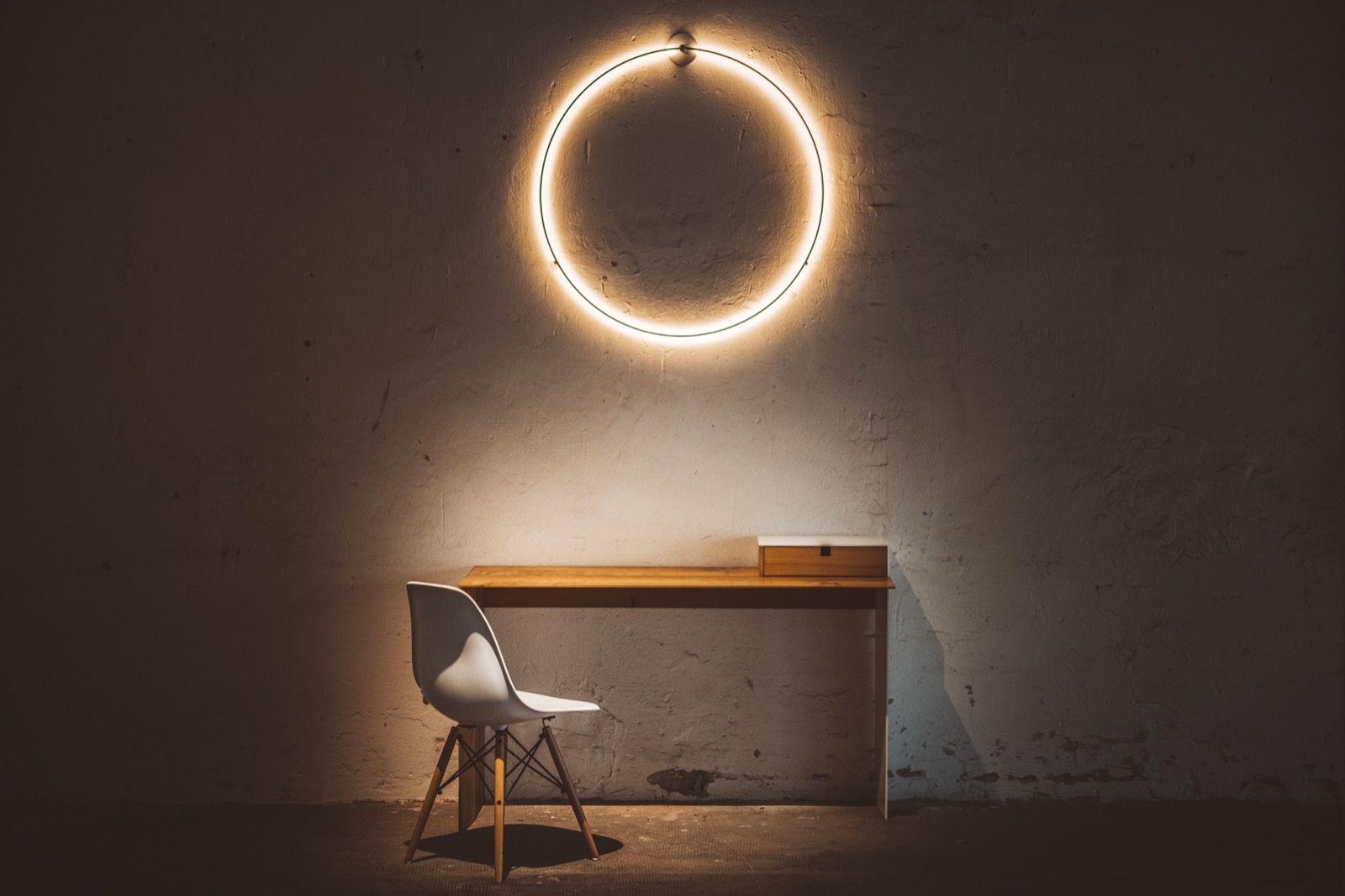 Zircle Wall And Ceiling Lamp Lieht Die Lichtmanufaktur