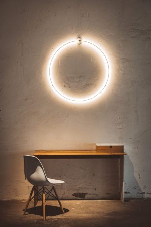 ZIRCLE LED wall / ceiling light